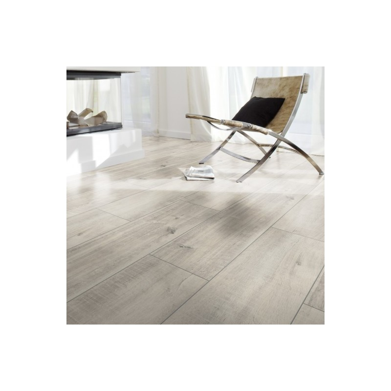 sol stratifi parquet ch ne gala blanc flottant parquets. Black Bedroom Furniture Sets. Home Design Ideas