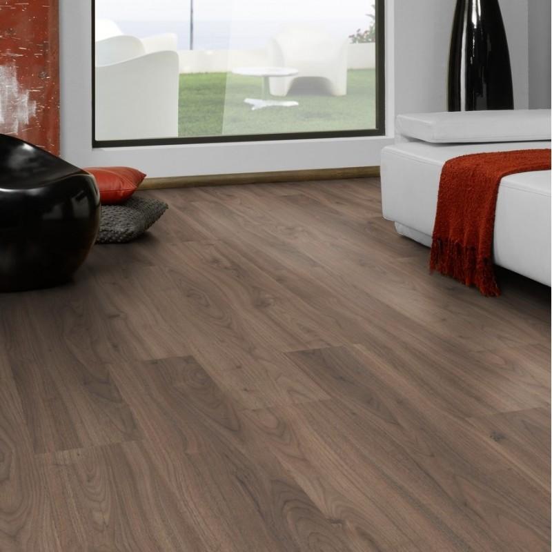 sol stratifi parquet noyer palazzo flottant parquets bordeaux. Black Bedroom Furniture Sets. Home Design Ideas