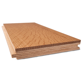PROMO contrecollé chêne 28,50 €HT/m2