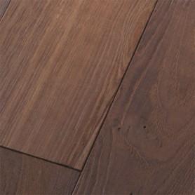 Parquet chêne scié poivre gris