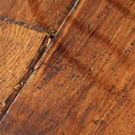 Parquet chêne Brun antique