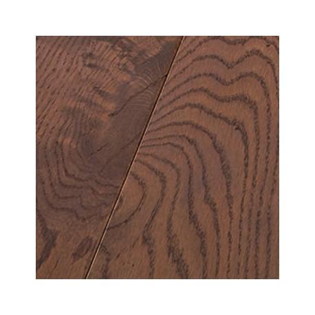 Parquet contrecollé chêne brun Havane